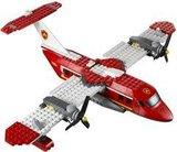 4209 LEGO City Brandweer Blusvliegtuig_