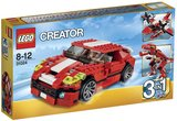 31024 LEGO® Creator Machtige Motoren_