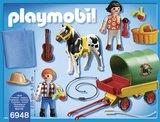 6948 Playmobil Picknick met ponywagen_