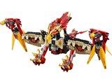 70146 LEGO® Chima Phoenix Vuurtempel_