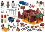5246 Playmobil Western Goudmijn_