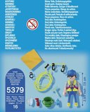 5379 Playmobil Glazenwasser_