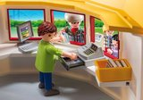 5552 Playmobil Kermis Groot draairad met kleurrijke verlichting_