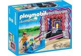 5547 Playmobil Kermis Blikken omgooien_
