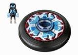 6182 Playmobil Vliegende schotel met alien_