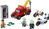 60137 LEGO® City Sleeptruck probleem _