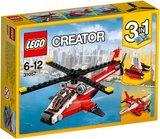 31057 LEGO® Creator Rode helikopter_