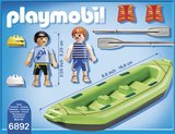 6892 Playmobil Rafting_