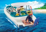 6981 Playmobil Duiktrip met plezierboot_