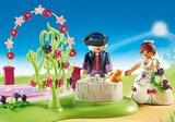 6853 Playmobil Gemaskerd koninklijk paar_