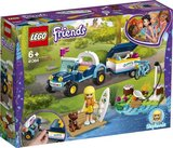 41364 LEGO Friends Stephanie's Buggy en Aanhanger_