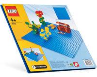 620 LEGO® Bricks & More Blauwe bouwplaat