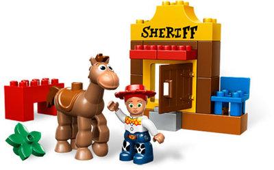 5657 LEGO DUPLO Toy Story 3 Jessie Houdt de Wacht