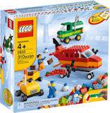 5933 LEGO Bouwset Vliegveld