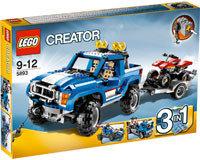 5893 LEGO Creator Offroader