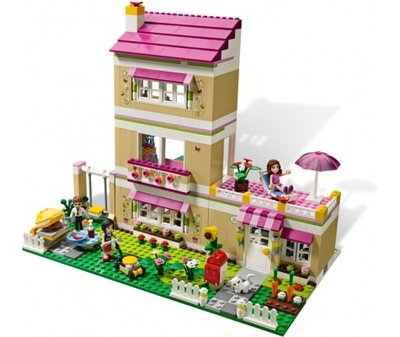 3315 LEGO® Friends Olivia's Huis