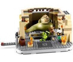 9516 LEGO Starwars Jabba's Palace