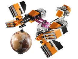 9675 LEGO Star Wars Sebulbas Podracer & Tatooine