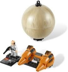 9678 LEGO Star Wars Twin-Pod Cloud Car & Bespin