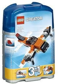 5762 LEGO Creator Mini Vliegtuig