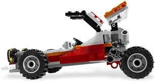 5763 LEGO Creator Duinracer
