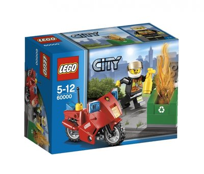 60000 LEGO® City Brandweer