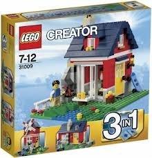 31009 LEGO® Creator Vakantiehuisje