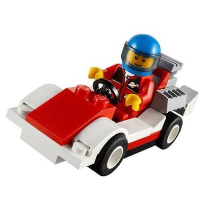 30150 LEGO City 30150 Racewagen (Polybag)