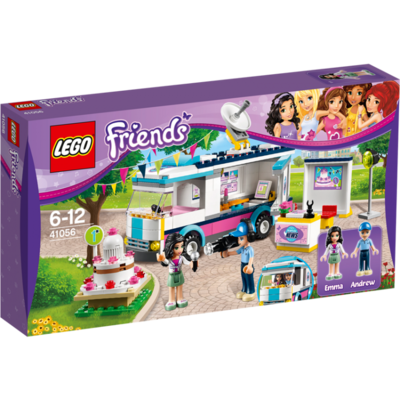 41056 LEGO Friends Heartlake Satellietwagen