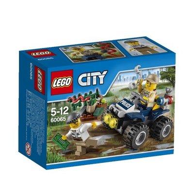 60065 LEGO® City Moeraspolitie