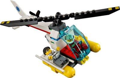 60086 LEGO® City Startset