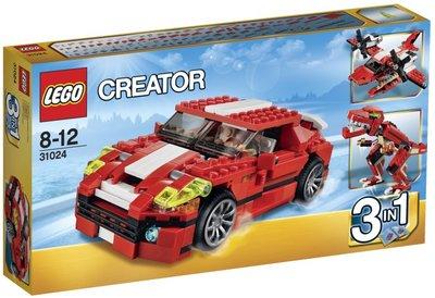 31024 LEGO® Creator Machtige Motoren