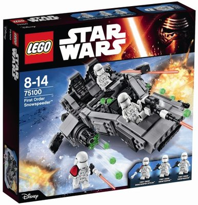 75100 LEGO® Star Wars™ First Order Snowspeeder