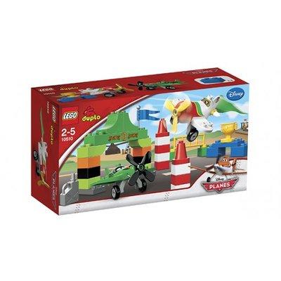 10510 LEGO Duplo Ripslinger's Vliegrace