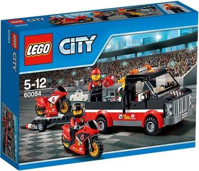 60084 LEGO® City Racemotor Transport