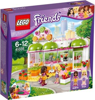 41035 LEGO® FRIENDS Heartlake Juicebar