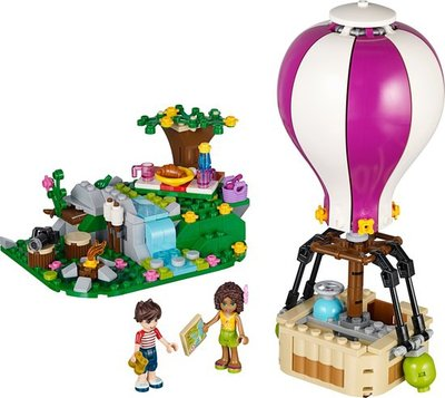 41097 LEGO Friends Heartlake Luchtballon