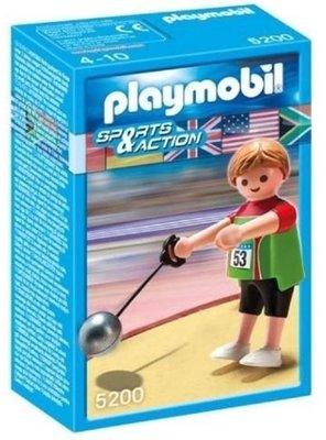 5200 PLAYMOBIL Sports&Action Kogelslingeren