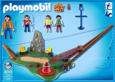 4015 Playmobil Recreatiepark