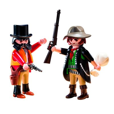 5512 Playmobil Sheriff en bandiet