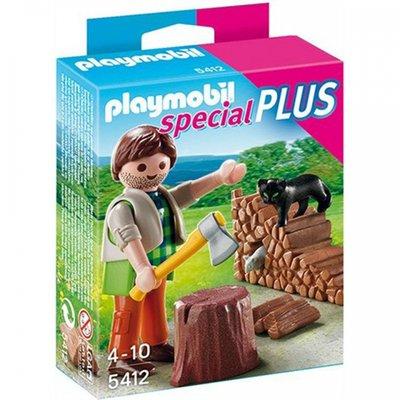 5412 PLAYMOBIL Special Plus Houthakker