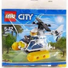 30311 LEGO® City Moeras Politie Helicopter