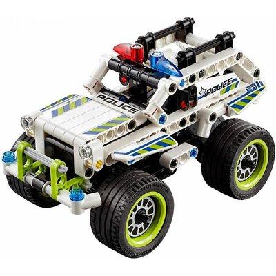 42047 LEGO® Technic Politie Onderscheppingsvoertuig