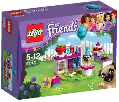 41112 LEGO® Friends Feesttaartjes