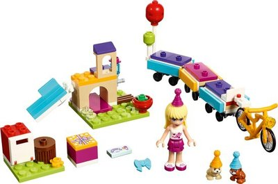 41111 LEGO Friends Feesttrein
