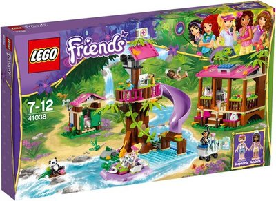 41038 LEGO® Friends Jungle Reddingsbasis
