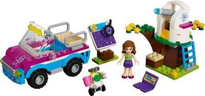 41116 LEGO® Friends Olivia´s Onderzoeksvoertuig