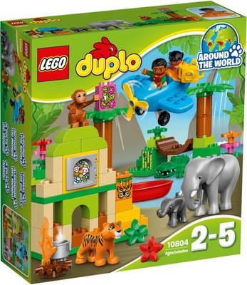 10804 LEGO® DUPLO® Jungle