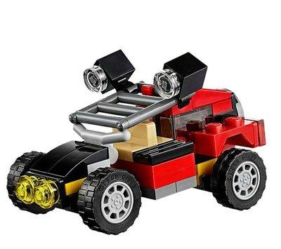 31040 LEGO Creator Woestijnracers