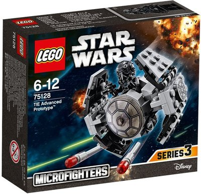 75128 LEGO Star Wars™ TIE Advanced Prototype